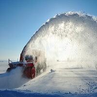 Изображение уборки снега