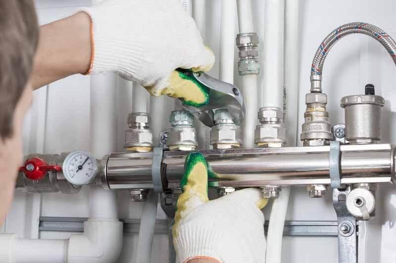 Изображение системы отопления